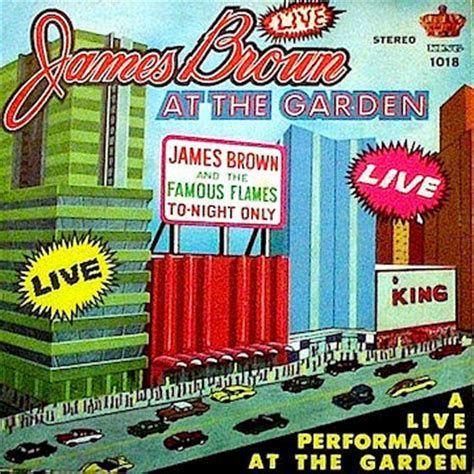Live At The Garden by King Album Discography Part 7 1966 1970