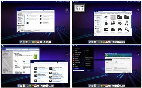 html style themes top 10 windows 7 themes visual styles stylish