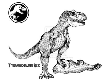 jurassic world coloring pages t rex jurassic park coloring page coloring home