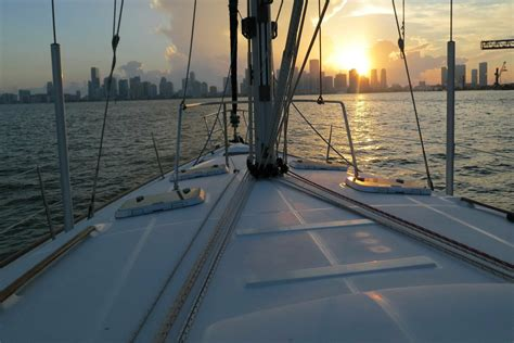 sailboat rental miami beach rent a beneteau oceanis 461 47 sailboat in miami fl on sailo