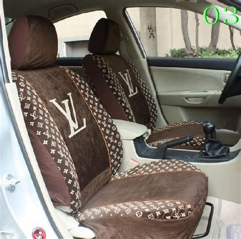 louis vuitton car upholstery louis vuitton car seat cover limited love it awesome