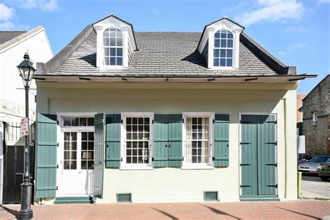 home in design quarter house of the week an early 1800s creole cottage in the