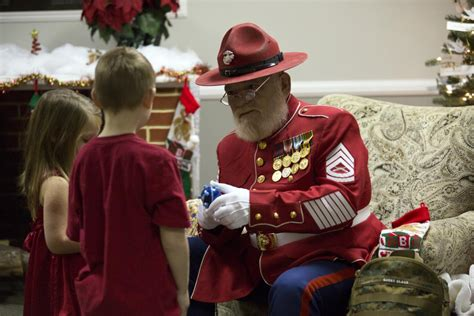 dvids images gunny claus spreads christmas cheer