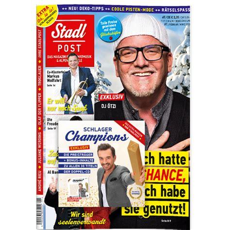 Stadlpost 8 2017 Magazin Stadlpost At