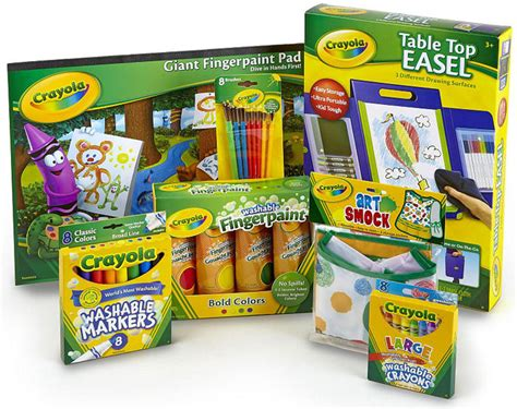 crayola to go table easel review amazon com crayola tabletop easel and accessories value