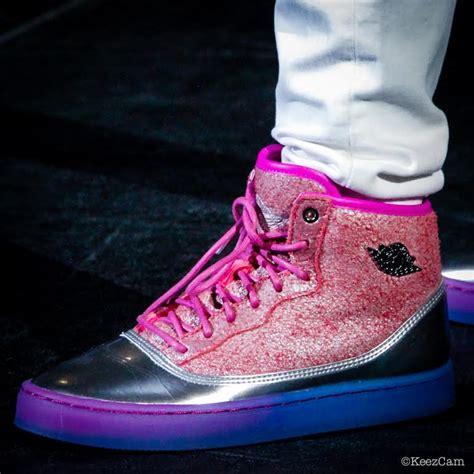 nicki minaj shoes your best look yet at nicki minaj s air jordans sole
