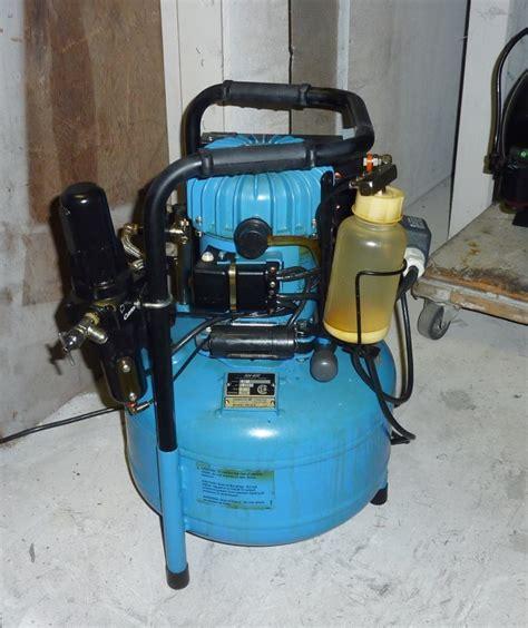 jun air   compressor pre owned dental