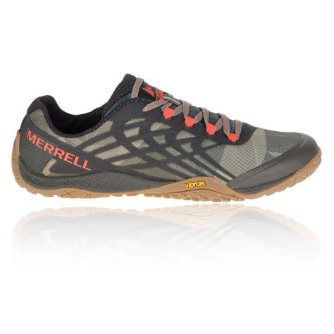 merrel trail running shoes merrell trail glove 4 trail running shoes 40