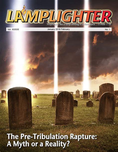 defense   pretribulation rapture rapture lamb