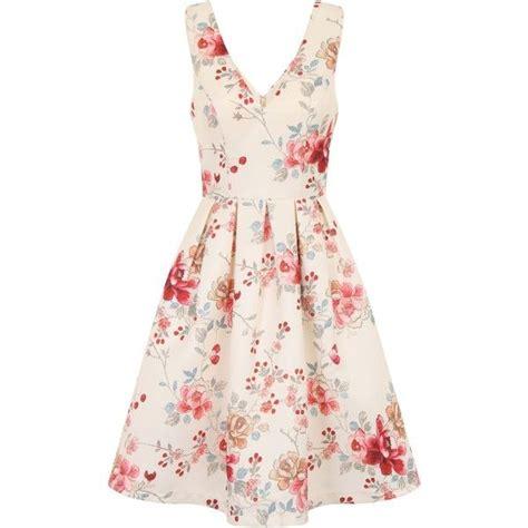 Malisa Flowery Flare Mini Dress 1000 ideas about vintage floral dresses on