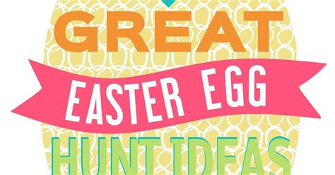 easter service ideas for youth s journey to perfection 2 great easter hunt ideas