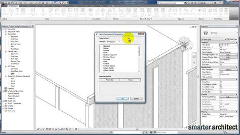 revit tutorial walls revit tutorials custom wall parapet youtube