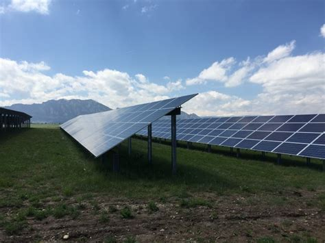 solar garden community solar gardens are growing across colorado are