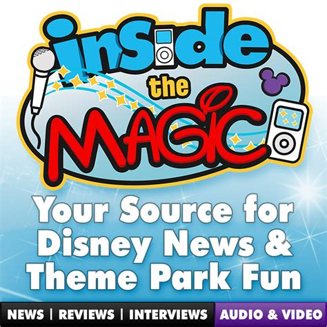 themes podcast generator inside the magic your source for disney news and all