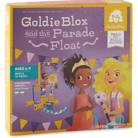 goldie blox and the best friend fail goldieblox a stepping book tm books goldie blox parade float timeless toys chicago