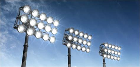 Stadium Lighting Fixtures Features To