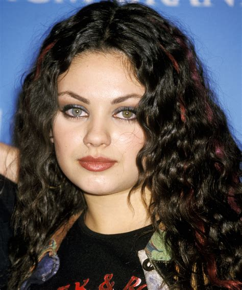 mila kunis best hair makeup red carpet looks