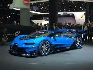 Bugatti Concept Image Bugatti Vision Gran Turismo Concept 2015 Frankfurt