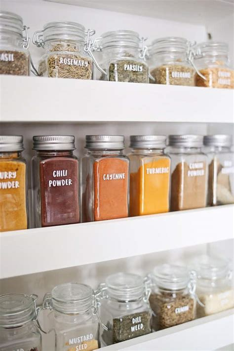 creative spice rack ideas  small kitchen