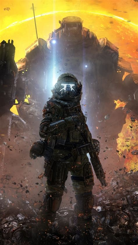 titanfall phone wallpaper gallery