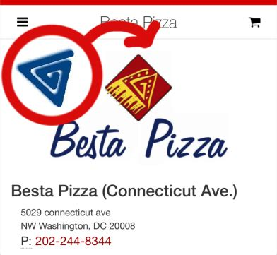 besta pizza dc besta pizza connecticut ave nw washington dc restaurants