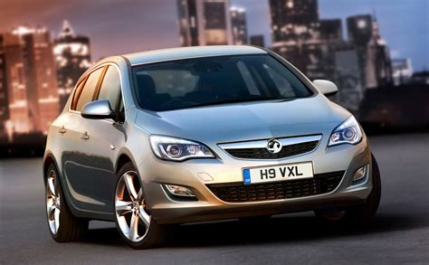 general motors unveiled the 2010 opel astra