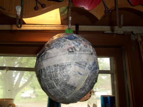How To Make Things Out Of Paper Mache - lille punkin how to make papier mache paper mache