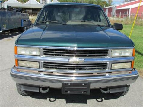 automobile air conditioning service 1995 chevrolet suburban 2500 buy used 1995 chevy suburban 2500 4x4 better than polaris ranger no reserve in henderson