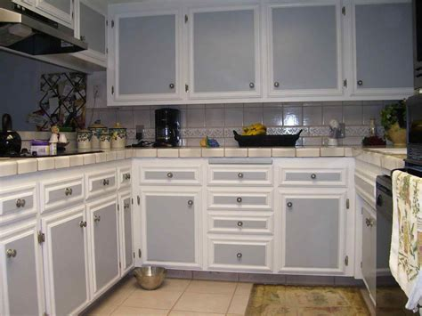 painted kitchen cabinets ideas two tone painted kitchen cabinets ideas datenlabor info