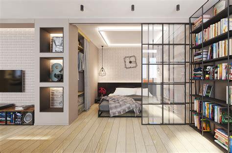 Ultimate Studio Design Inspiration 12 Gorgeous Apartments   ultimate studio design inspiration 12 gorgeous apartments