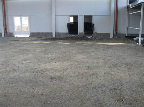 Poured Concrete Flooring by Hutira Brno Reinforced Concrete Slab Is Poured 750 M2