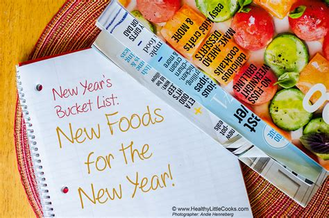 new year 2015 food list activity new year s list creating a list