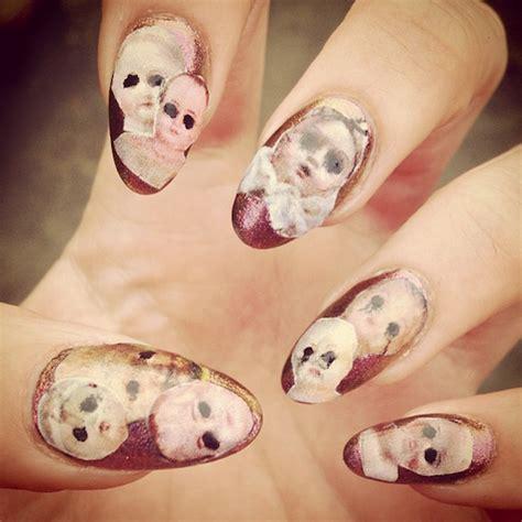 doll nail design cool nail design 2013 studio design gallery best