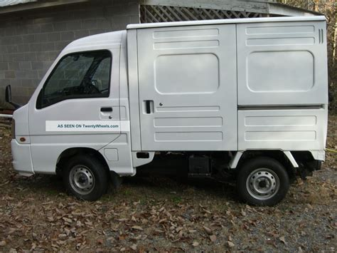 subaru mini pickup used ford utlity vans