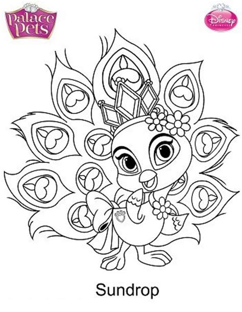 coloring pages princess pets n 36 coloring pages of princess palace pets