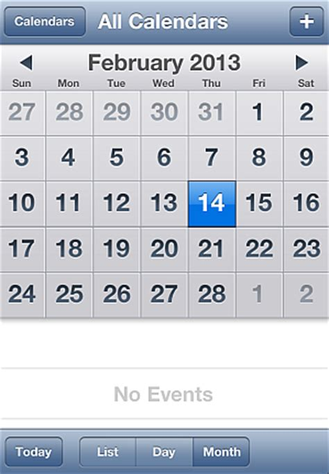 Adding Calendar To Iphone Iphone Contacts Add Events To Iphone Calendar