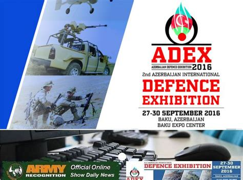 adex 2016 official show daily news