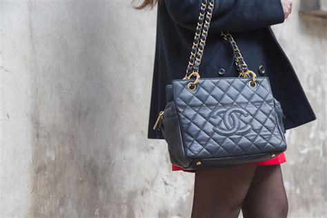 Bag Tas Chanel Navy handbag how to spot a my fashion centsmy