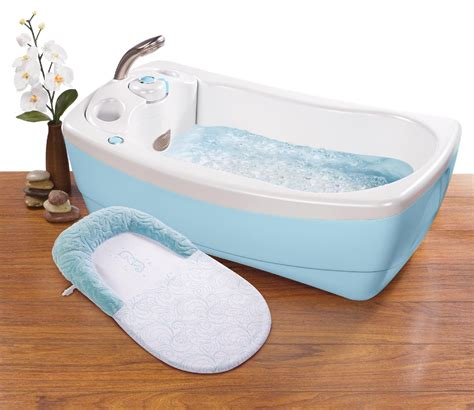baby bathroom summer infant lil luxuries whirlpool bubbling spa shower