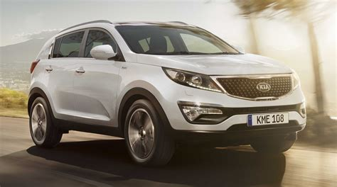 Kia Tech Kia Sportage New High Tech