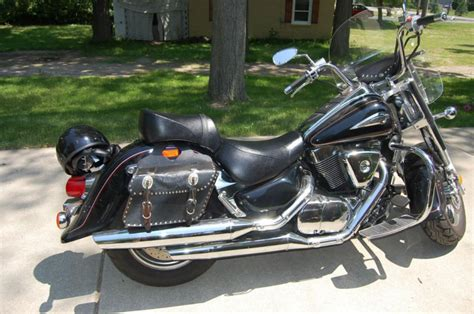 Suzuki 1500 Intruder For Sale 2003 Suzuki Intruder 1500 Cruiser For Sale On 2040 Motos