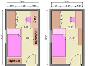 Bedroom Layout by Kid S Bedroom Layouts With One Bed