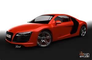 Audi R8 Models Fateh Merrad Creator Of Popular Model Quot Audi R8 Quot Grabcad