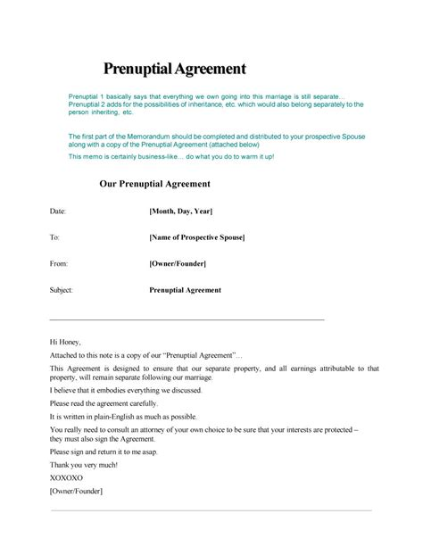 31 Free Prenuptial Agreement Sles Forms Free Template Downloads Prenuptial Agreement Template