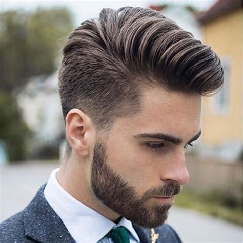 comb over taper fade style new long hairstyles for men 2018 gurilla