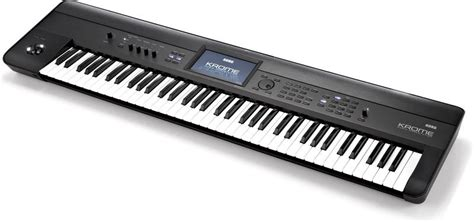 Keyboard Korg Krome 73 korg krome 73 digital workstation gak