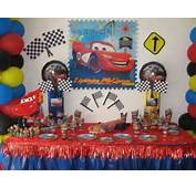 Rincon De Fiestasch Decoraci&243n Fiestas Infantiles Cars