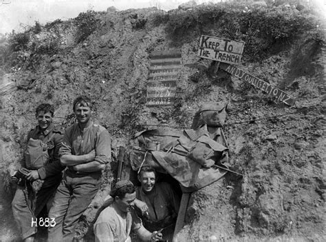 In The Trenches by World War 1 New Zealand S Story New Zealand And World War 1