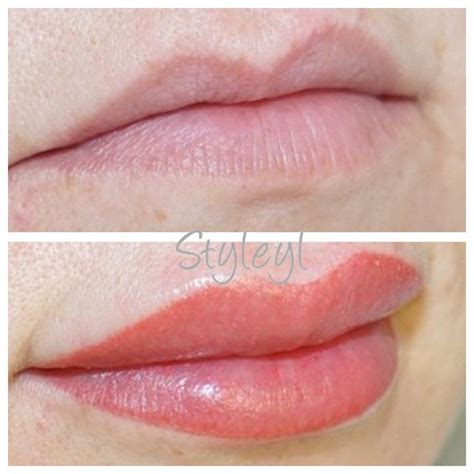 permanent lip liner tattoos popsugar australia
