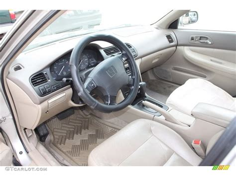 Honda Accord Ex Interior by Beige Interior 1996 Honda Accord Ex Sedan Photo 78570375